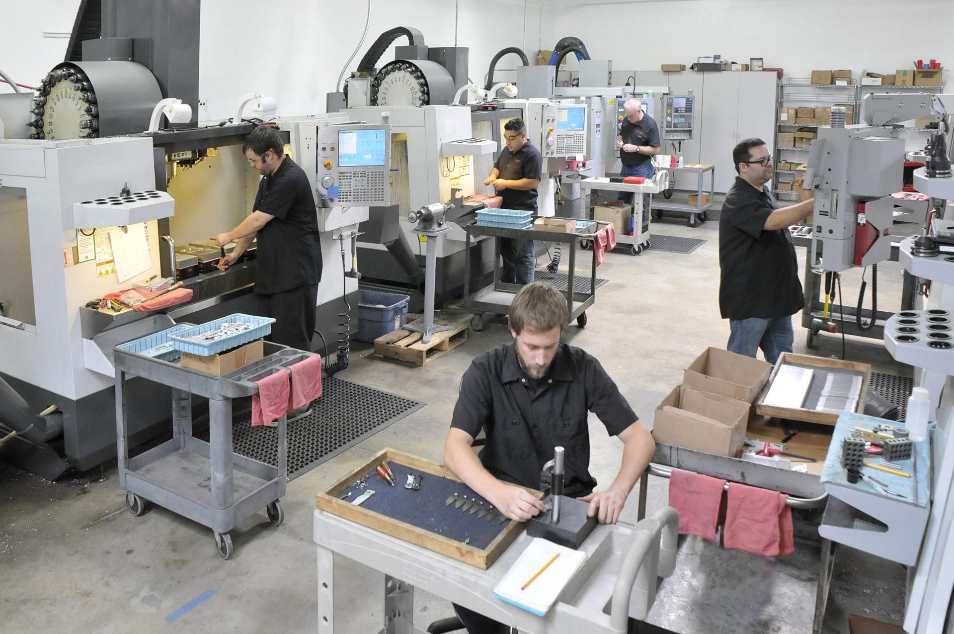 Comment bien aménager son atelier industriel ?